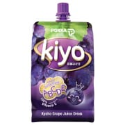 KIYO Grape Juice Drink Cheer Pack 300ml