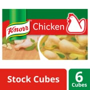 Stock Cubes - Chicken 6s X 10g