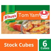 Stock Cubes - Tom Yam 6s X 10g