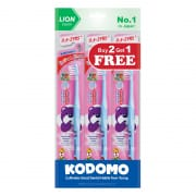 Soft & Slim Toothbrush 0.5-2yrs B2G1 Value Pack