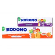 Children Toothpaste 80g + 20g - Orange