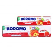 Children Toothpaste 80g + 20g - Strawberry