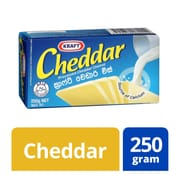 Cheddar Cheese Box 250g