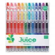 Juice Gel Ink Ballpoint Pen 0.5mm 12s