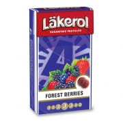 Sugar-Free Forest Berries Pastilles
