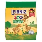 Zoo Country Biscuits with Spelt & Oats 100g