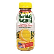 FLORIDA'S NATURAL Premium Lemonade Juice 300ml