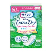 Extra Dry Light Urinary Leak Pad 80cc 20s