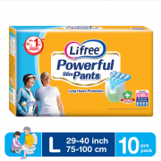 Adult Diaper Powerful Slim Pants Anti-Bac 29