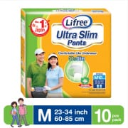 Adult Diapers - Ultra Slim Pants 23
