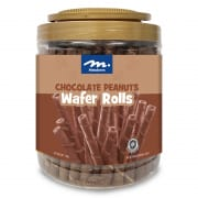 Wafer Roll Chocolate Peanut 700g