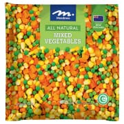 Frozen Mixed Vegetable 500g
