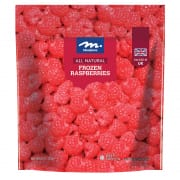 Frozen Raspberries 350g