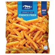 Frozen French Fries Crinkle 870g