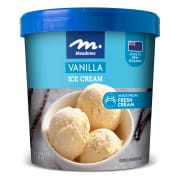 Vanilla Ice Cream 1L