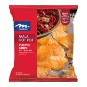 Potato Chips Mala Hot Pot