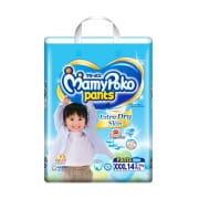 Extra Dry Pants Diapers (Boys) XXXL 14s 18-35kg