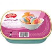 Ice Cream Tub Tutti Fruiti 1.5L