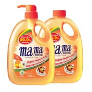 Mama Lemon Anti-Bacterial Fresh Citrus Dishwashing Liquid