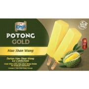 Potong Ice Cream Gold Mao Shan Wang Durian 6sX60ml