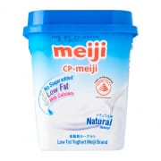 MEIJI Low Fat Plain Yogurt 500g
