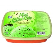 KING'S Ice Cream Tub Chocolate Mint Chip 1L