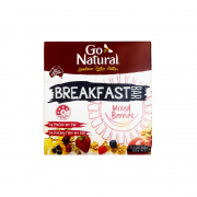 Mixed Berries Breakfast Bar Box 200g
