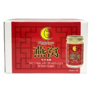 NEW MOON Birdnest with White Fungus 6sX150g