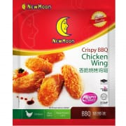 NEW MOON Crispy Chicken Drumlet - BBQ 350g