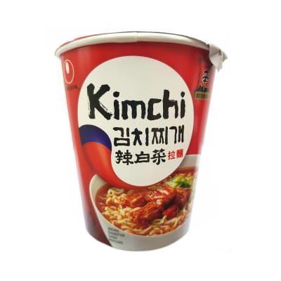 Kimchi Flavoured Cup Noodles 70g