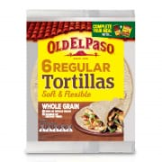 Tortillas - Whole Grain 6sX40g