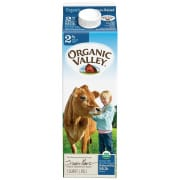Organic 2% Reduced Fat Milk 0.95L