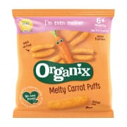 Melty Carrot Puffs