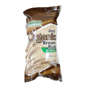 Organic Just Brown Rice 1kg