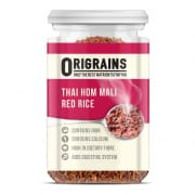 Thai Hom Mali Red Rice 750g