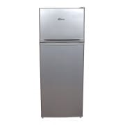 170L 2-Door Mini Fridge With Freezer PPF170