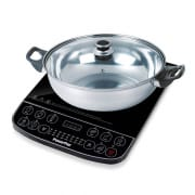 Induction Cooker With Stainless Steel Pot PPIC887