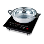 Induction Cooker With Stainless Steel Pot PPIC888