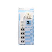 4 Way 2 Metre Extension Socket Ps-42