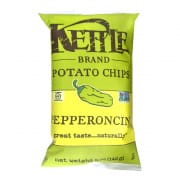 KETTLE Potato Chips Pepperoncini 142g