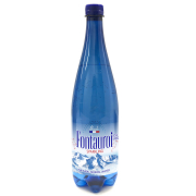 Sparkling Natural Mineral Water 1L