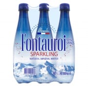 Sparkling Natural Mineral Water 6sX500ml