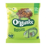 Raisins Mini Box 12sX14g