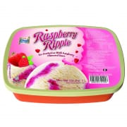 KING'S Ice Cream Tub Raspberry Ripple 1L