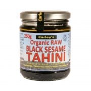 Organic Dark Raw Tahini