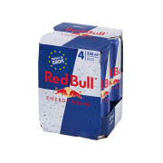 RED BULL Energy Drink Regular 4sX250ml