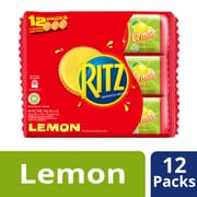 Sandwich Crackers - Lemon 12sX27g