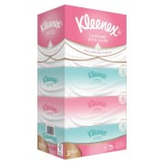 3 Ply Supreme Skincare Facial Tissue - Silky Smooth 5sX80Sheets