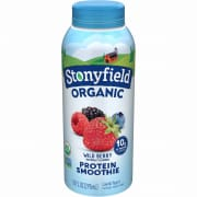 Organic Protein Yoghurt Smoothie Wild Berry 295ml
