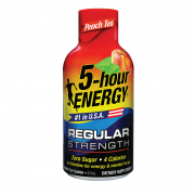 5-Hour Energy Peach Tea 57ml
